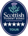 Scottish tourist board 5 star tour
