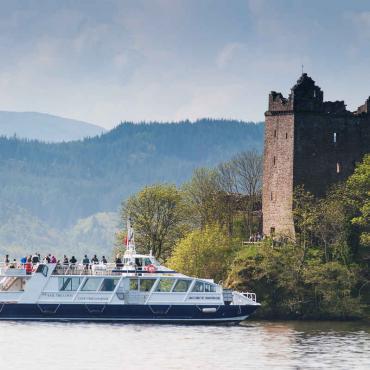 Freedom Tour Loch Ness